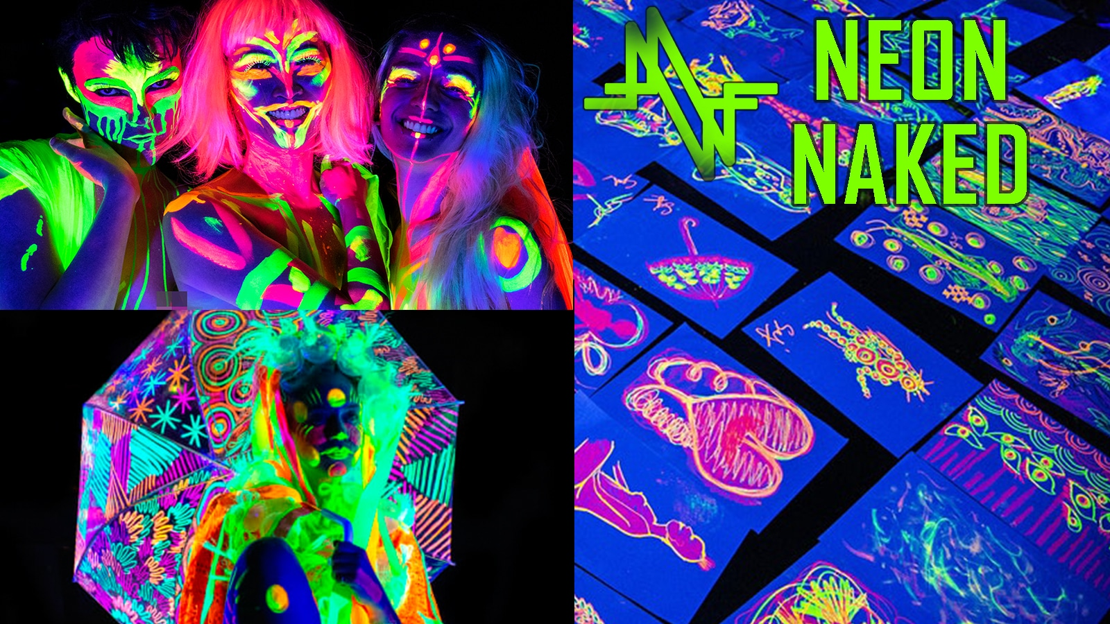 Neon Naked